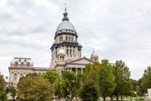 Illinois capitol / dave_newman, Shutterstock