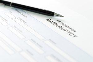 Bankruptcy / kenishirotie, Shutterstock