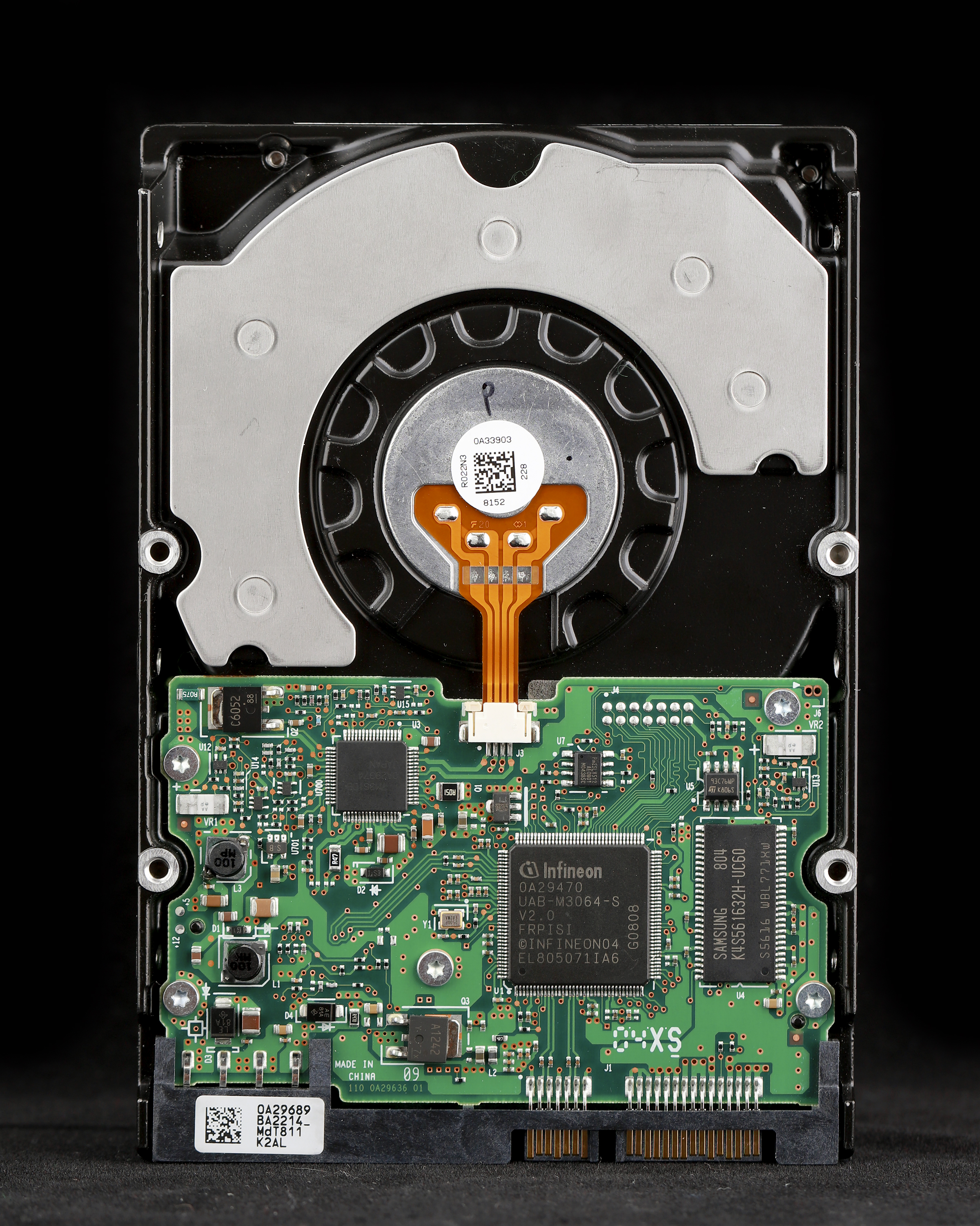 Used Hard Drive / Oak Ridge National Laboratory