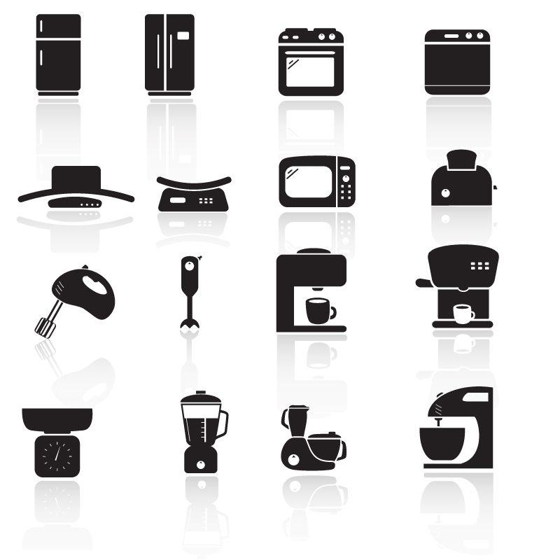 Appliances / majson, Shutterstock