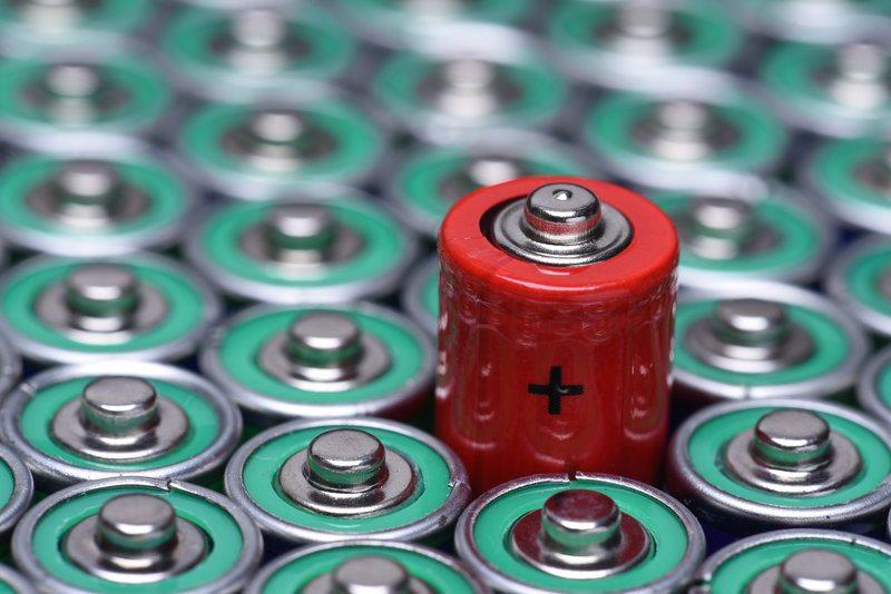 batteries / Flegere, Shutterstock