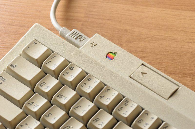 old mac / NorGal, Shutterstock