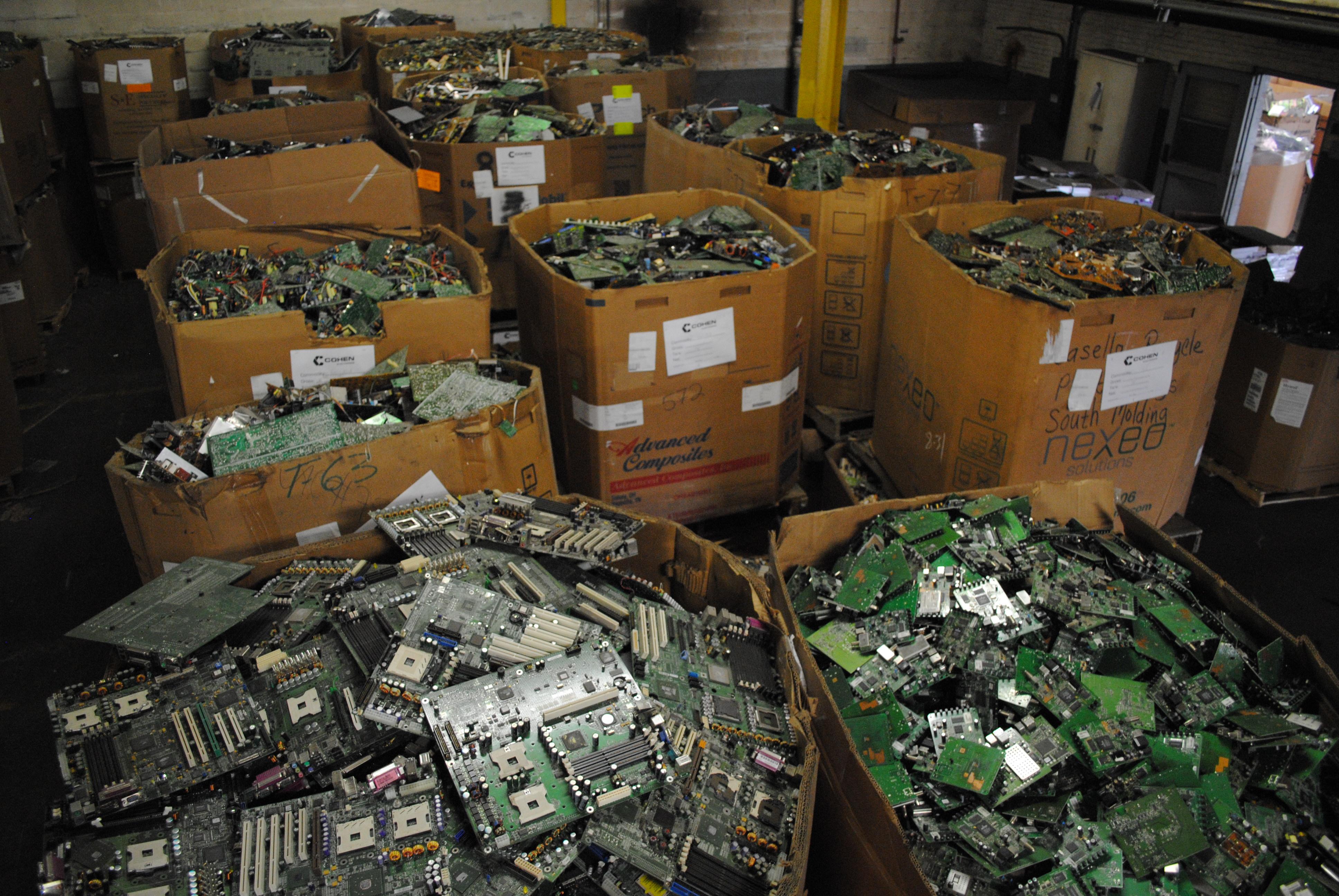 E-Scrap Facility