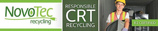 NovoTec Responsible CRT Recycling