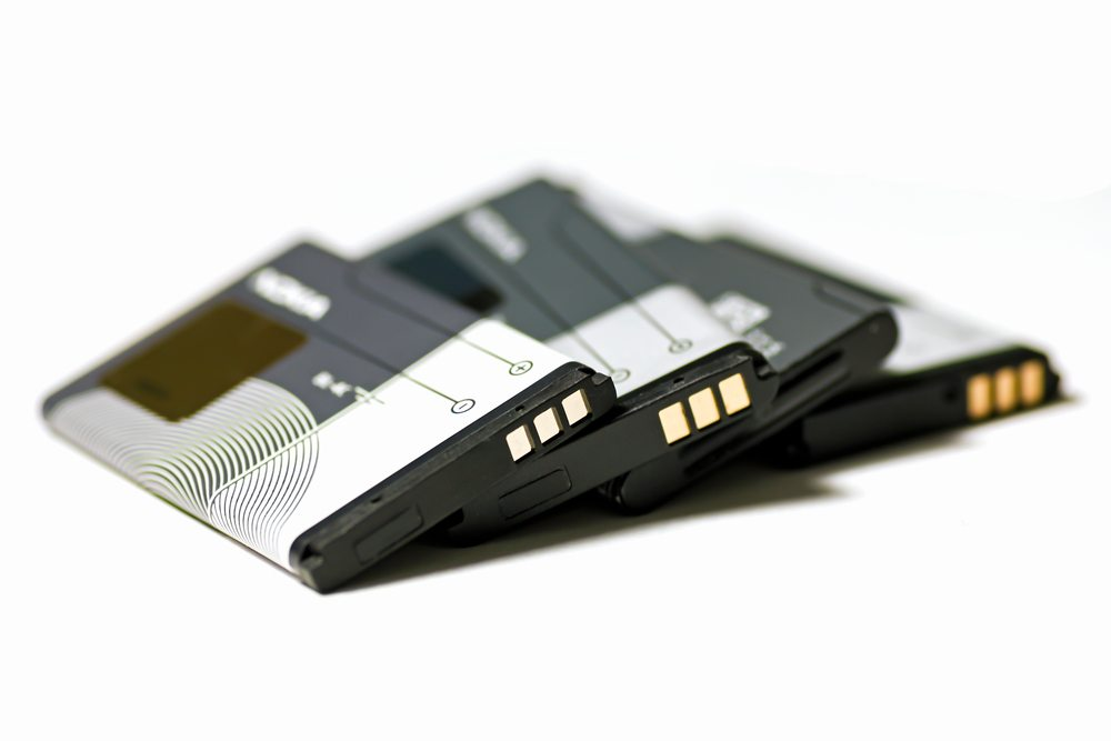 Lithium Batteries / silabob, Shutterstock