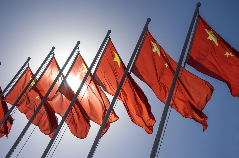 China Flags / crystal51, Shutterstock