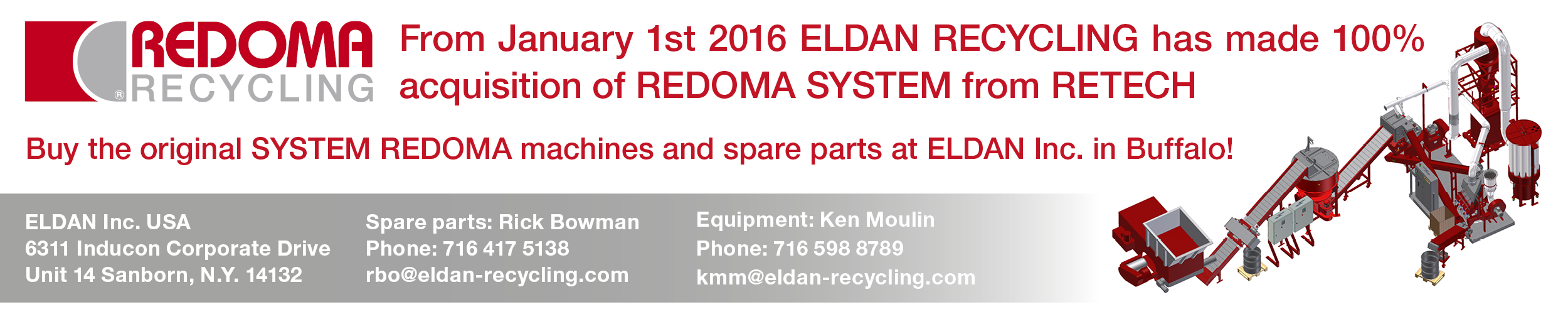 Eldan Redoma Banner