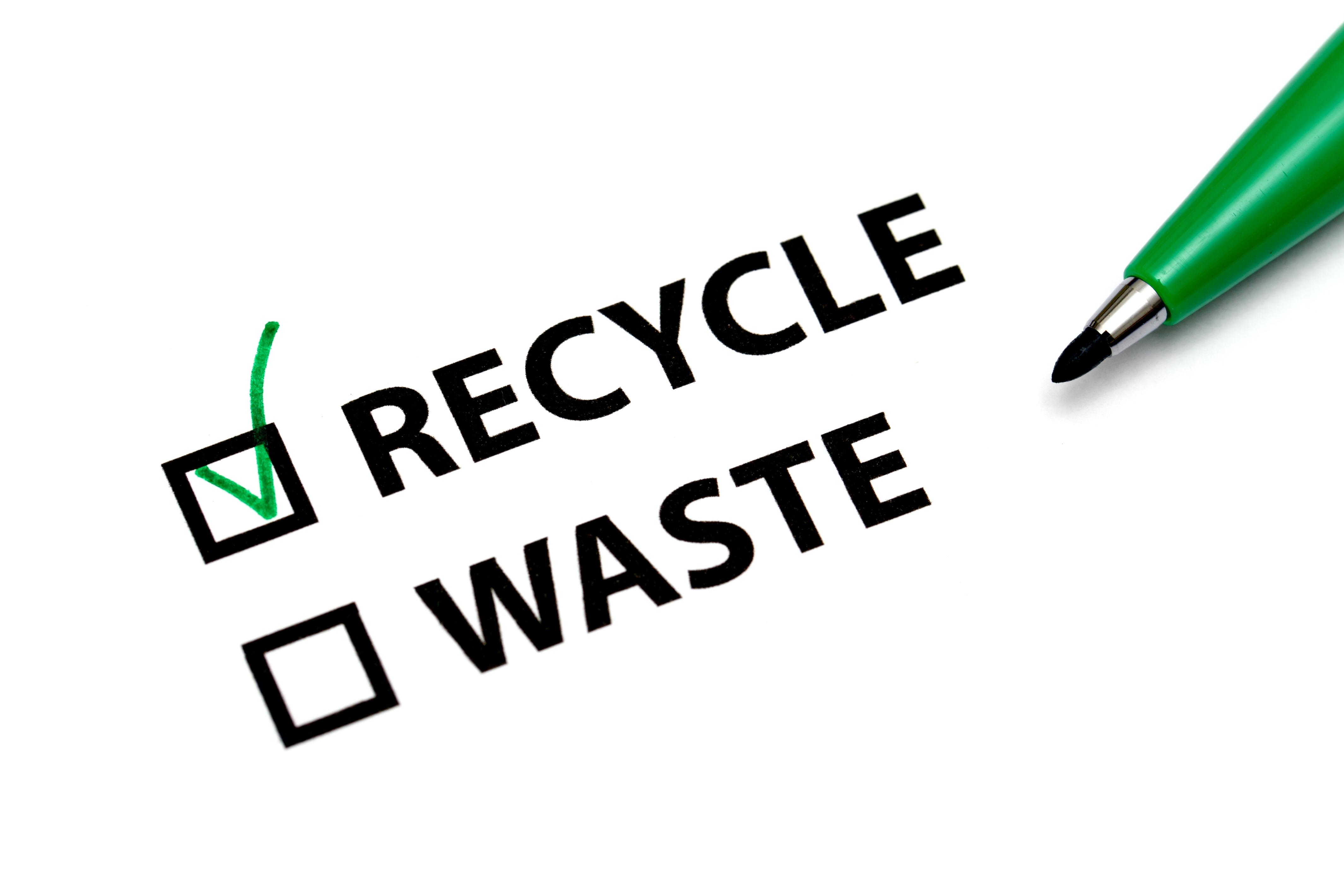 Survey Explores Attitudes Toward Electronics Recycling E Scrap News Pictures Recycle Leungchopan Shutterstock