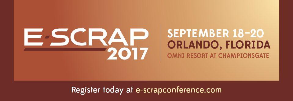 E-Scrap Conference