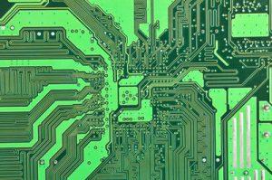 Circuit board e-scrap