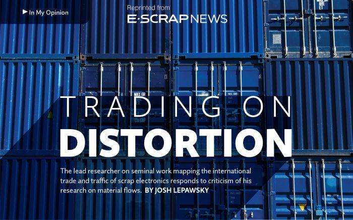 Lepawsky, Dec. 2015 E-Scrap News