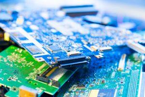 circuit board scraps