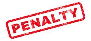 e-scrap penalty
