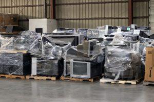 Washington e-scrap facility