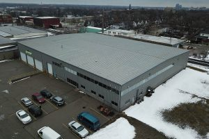 ATR's facility in Grand Rapids, Mich.