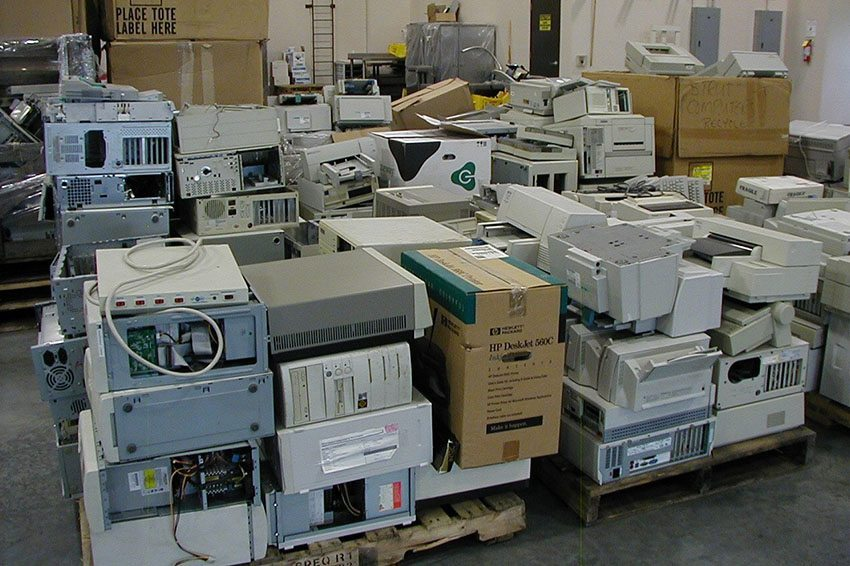 computers for recycling