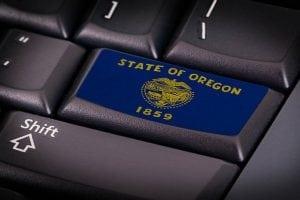 Oregon e-scrap program
