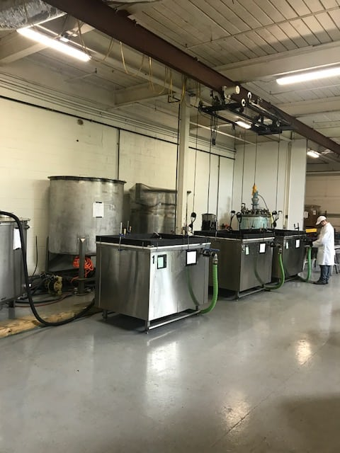 All Green - processing equipment