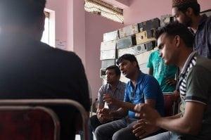 E-scrap aggregators meeting, India