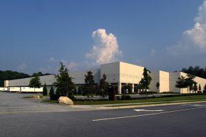 Exterior of EPC Inc.'s facility in Ga.