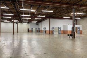 Inside Liquid Technology's new facility.