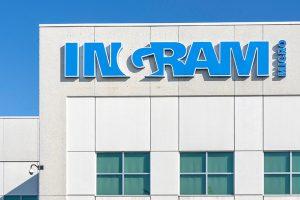 Ingram Micro building exterior.