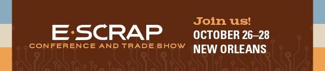 2020 E-Scrap Conference and Trade Show
