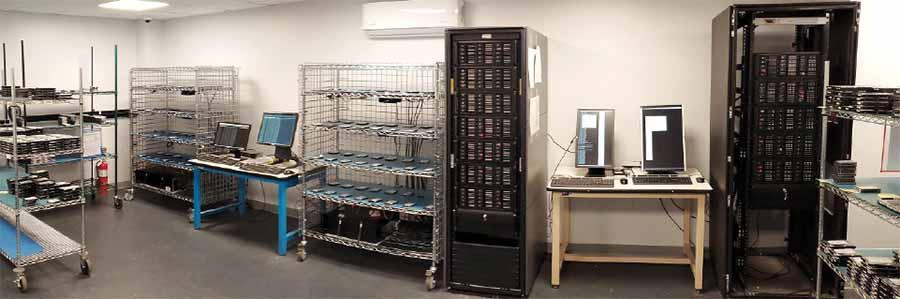 Inside the NextUse facility.