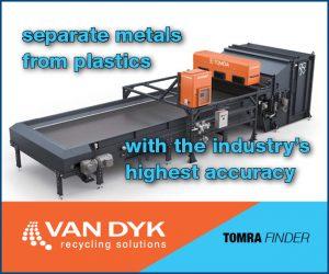 Soluciones de reciclaje de Van Dyk