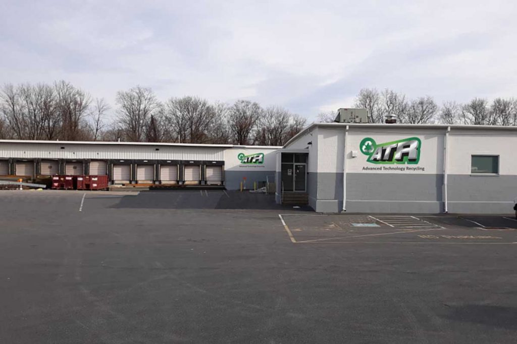 ATR's facility in Allentown, Pa.