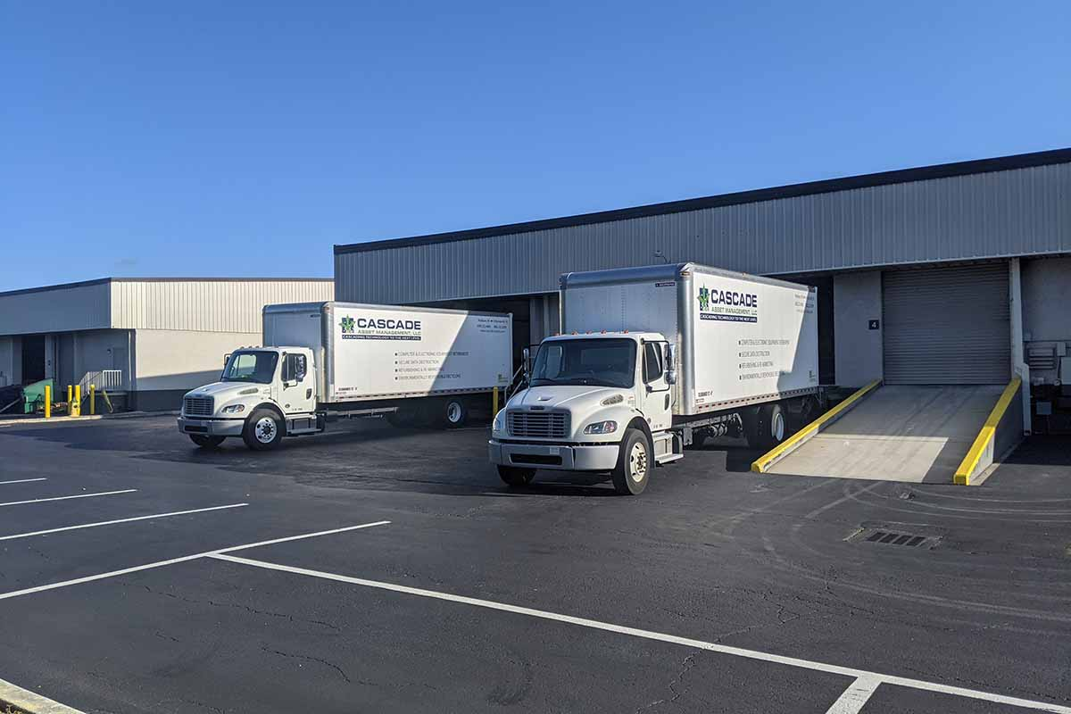 Cascade Asset Management facility in Orlando, Fla.