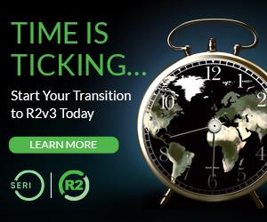 SERI - R2V3 Transition