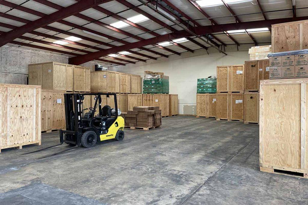 Urban E Recycling Orlando Warehouse
