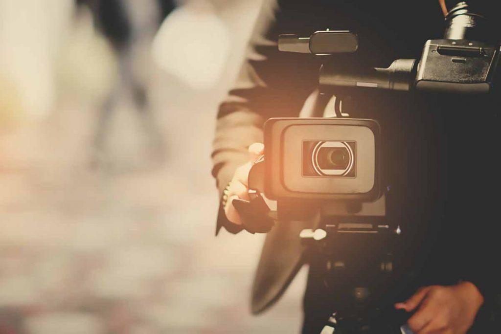 Filming-camera-on-location