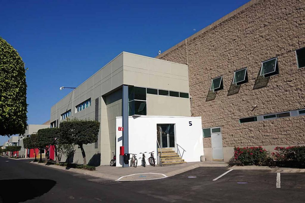 Sims Lifecycle Services Mexico facility.