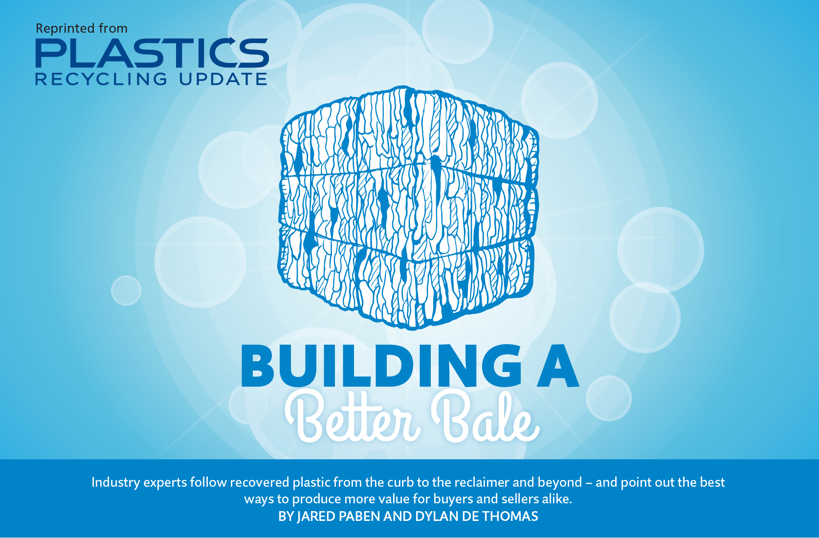 Building a better bale