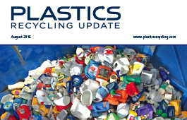 Plastics Recycling Update Cover