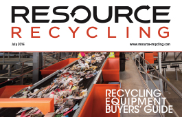 Resource Recycling Magazine
