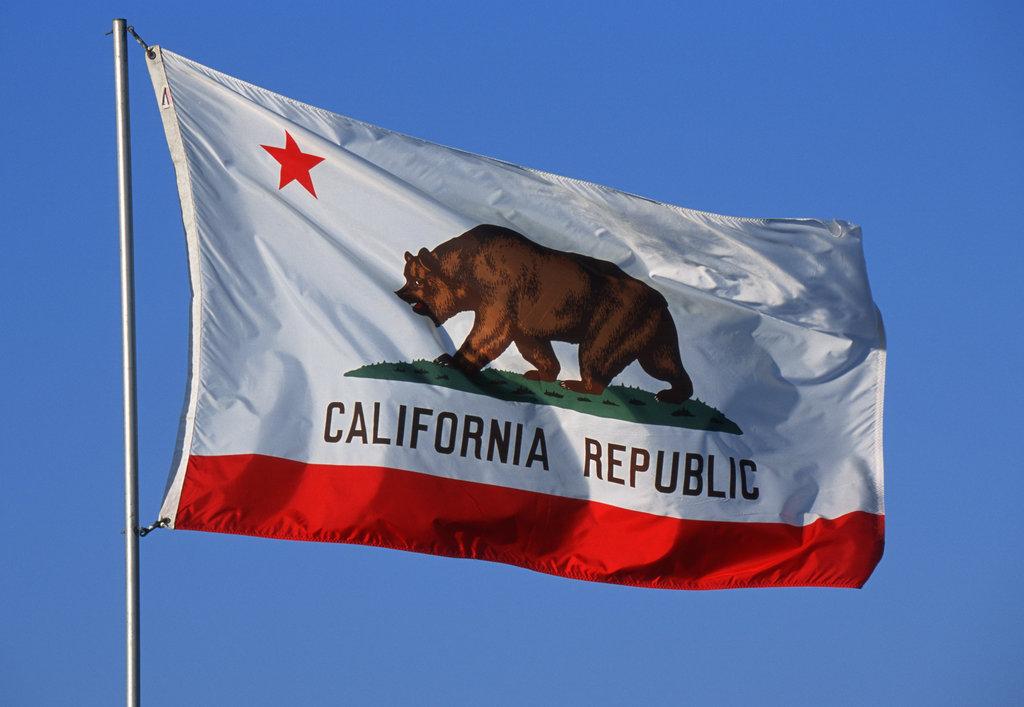 California Flag / Joseph_Sohm, Shutterstock