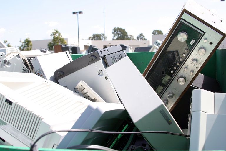 E-Scrap Collection / mikeledray, Shutterstock