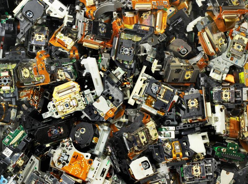 E-Scrap Optical / AndriiZhezhera, Shutterstock