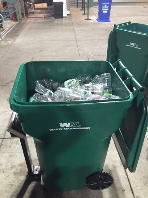 Fenway Park Recycling