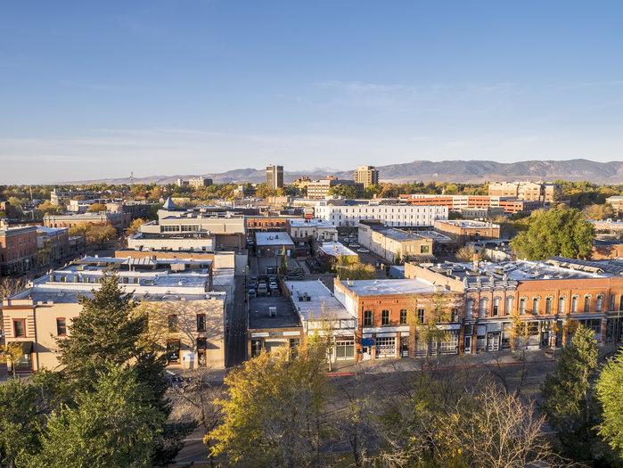 Fort Collins / marekuliasz, Shutterstock