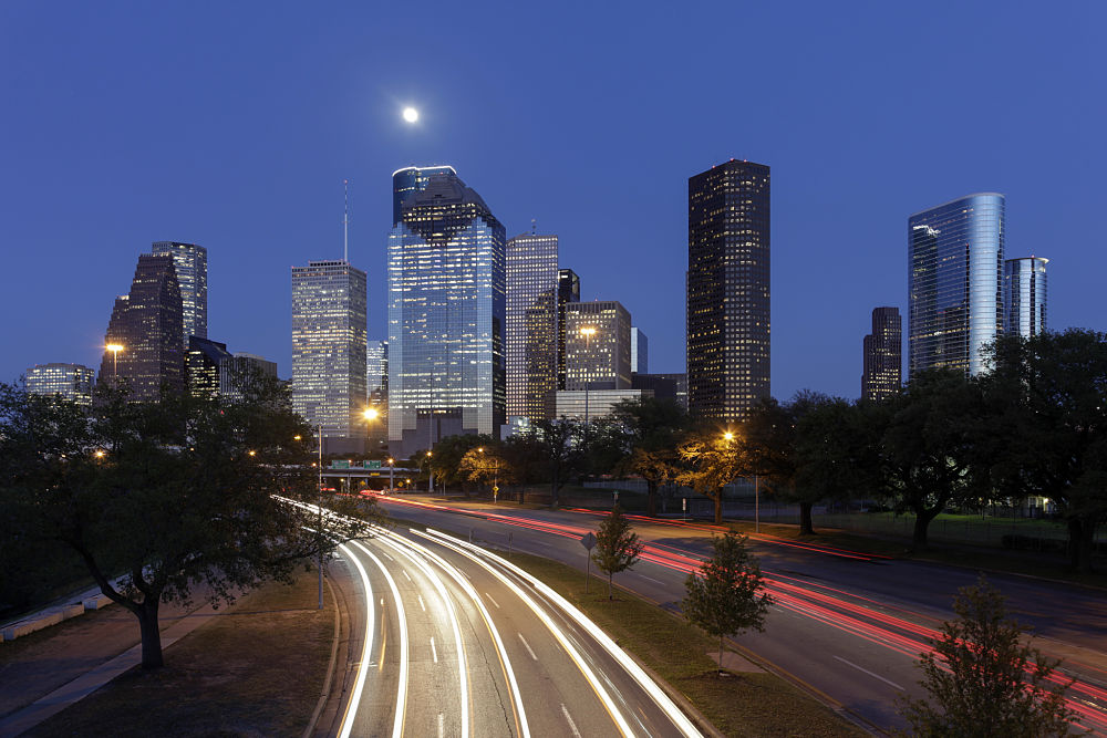 Houston Skyline / KENNY_TONG, Shutterstock