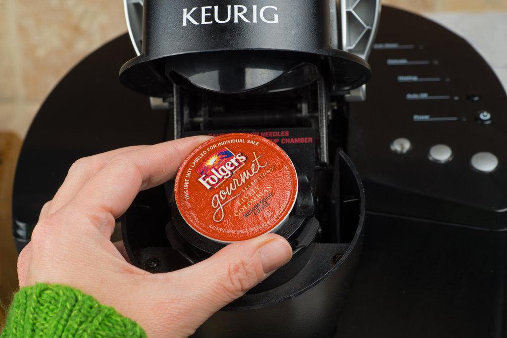 Keurig Coffee / Rob_Hainer, Shutterstock