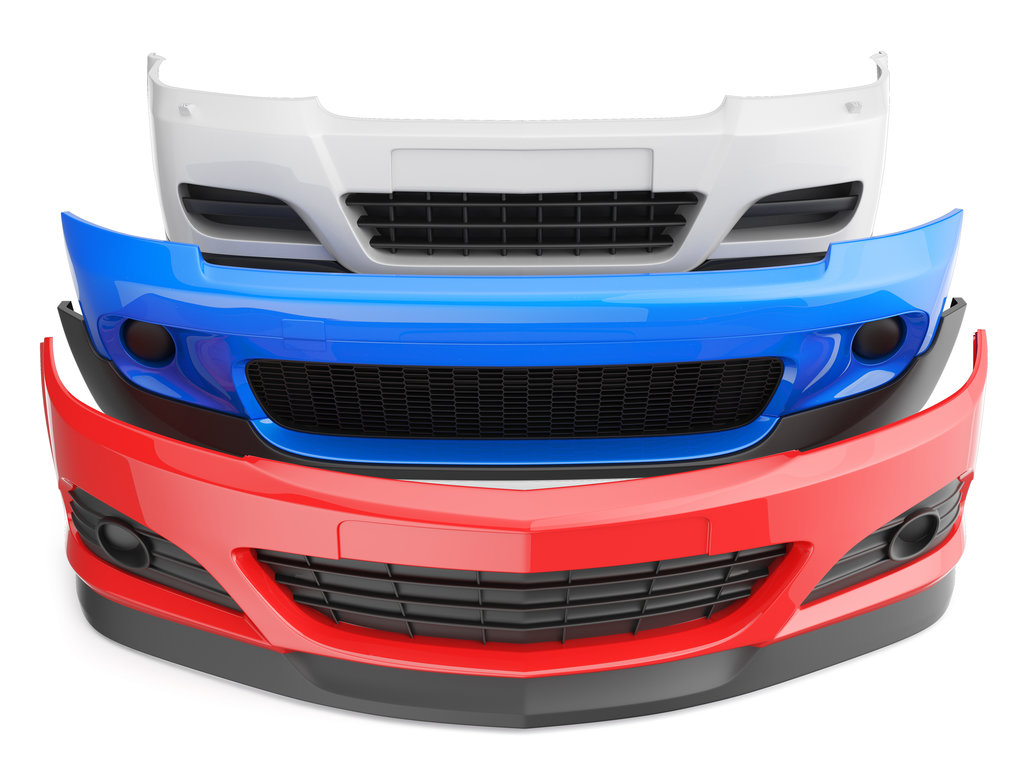 Plastic Car Bumpers / You_can_more, Shutterstock
