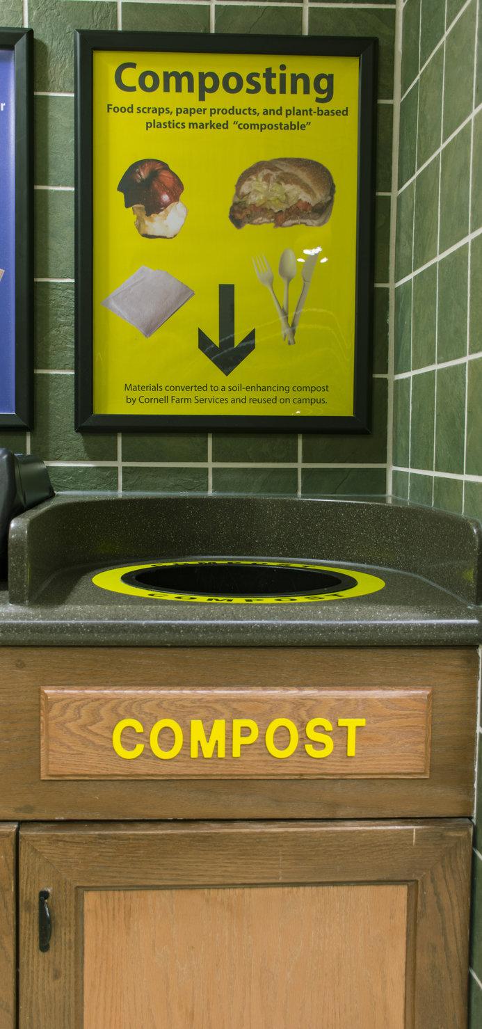 Restaurant Composting / adm28, Shutterstock