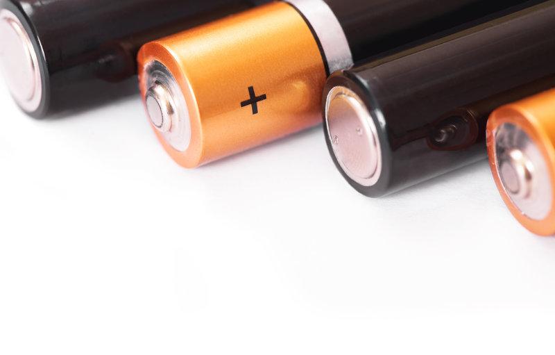 batteries / Kotkot32, Shutterstock