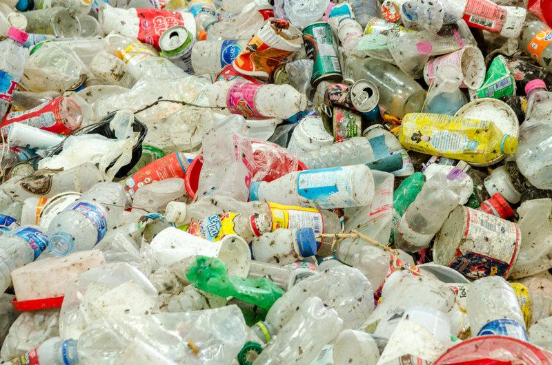 bottles and cans / Gigira, Shutterstock