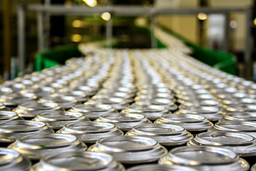 cans / maxpetrov, Shutterstock